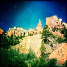 Bryce Canyon viaiPhone